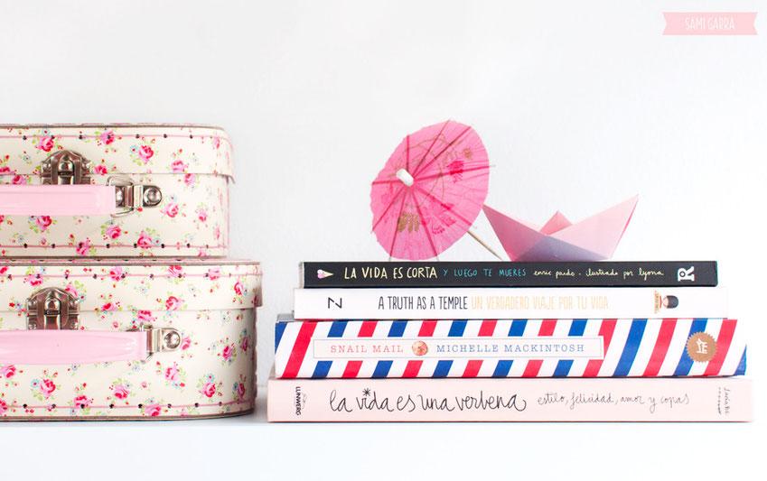 Libros que huelen a verano by Sami Garra