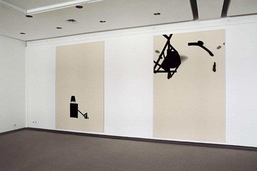 Heiner Blumenthal l 1991  l  Karl Schmidt-Rottluff Stipendiaten  l  Düsseldorfer Kunsthalle
