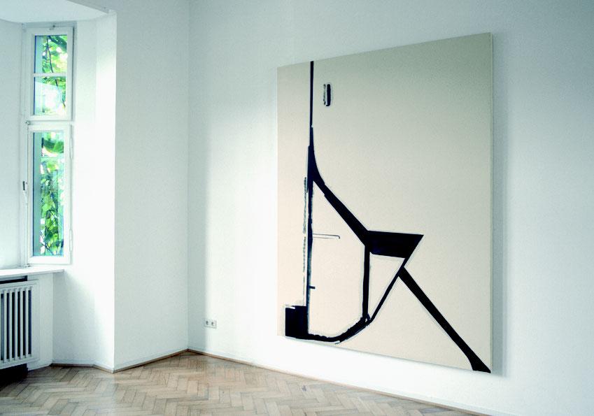 Heiner Blumenthal l 2005  l  Galerie Oberem Bonn