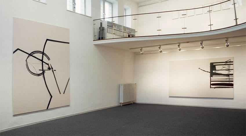 Heiner Blumenthal l  1995  l  Artothek Köln