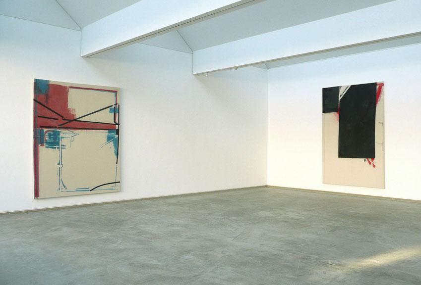 "Heiner Blumenthal l  ""Open/Close""   l  2011  l  Stadtmuseum Sieburg"
