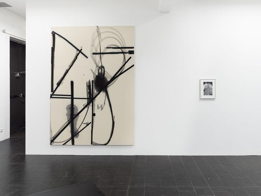 "Heiner Blumenthal l  ""KÖLN UM HALB ACHT""  l  2014  l Temporary Gallery  l  Köln"