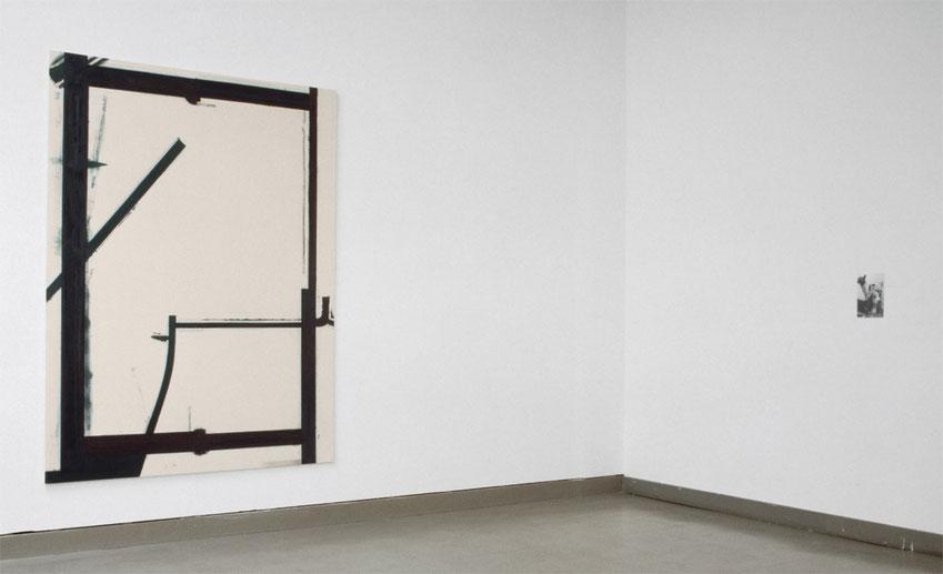 """Heiner Blumenthal l """"bondirect""""  l  1996  l  Bonner Kunstverein"""
