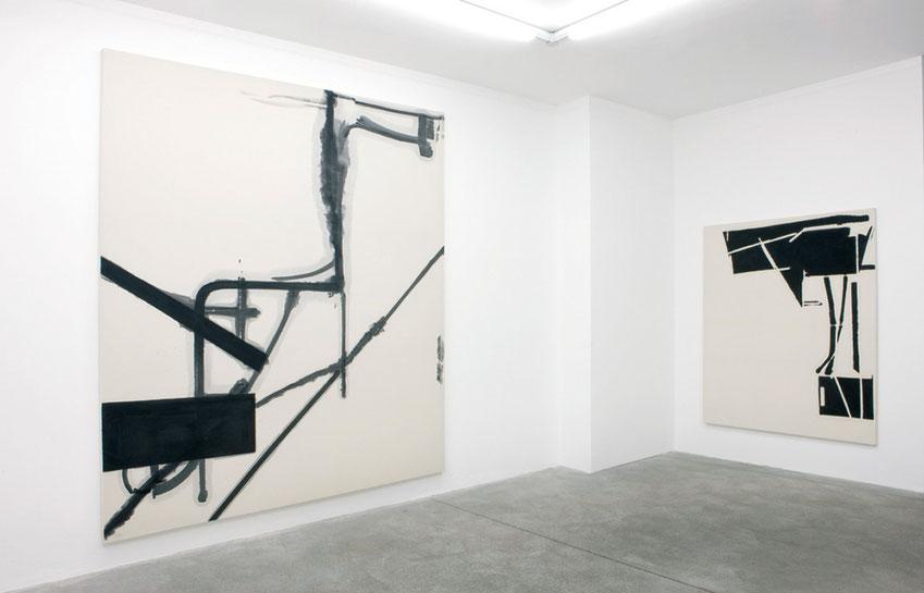 Heiner Blumenthal l  2008  l  Galerie NIHILNISI  l  Berlin