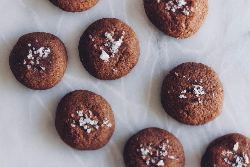 Teff Mandel Cookies