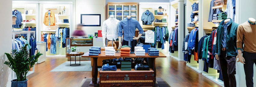 Personal Shopping und Einkaufsbegleitung
