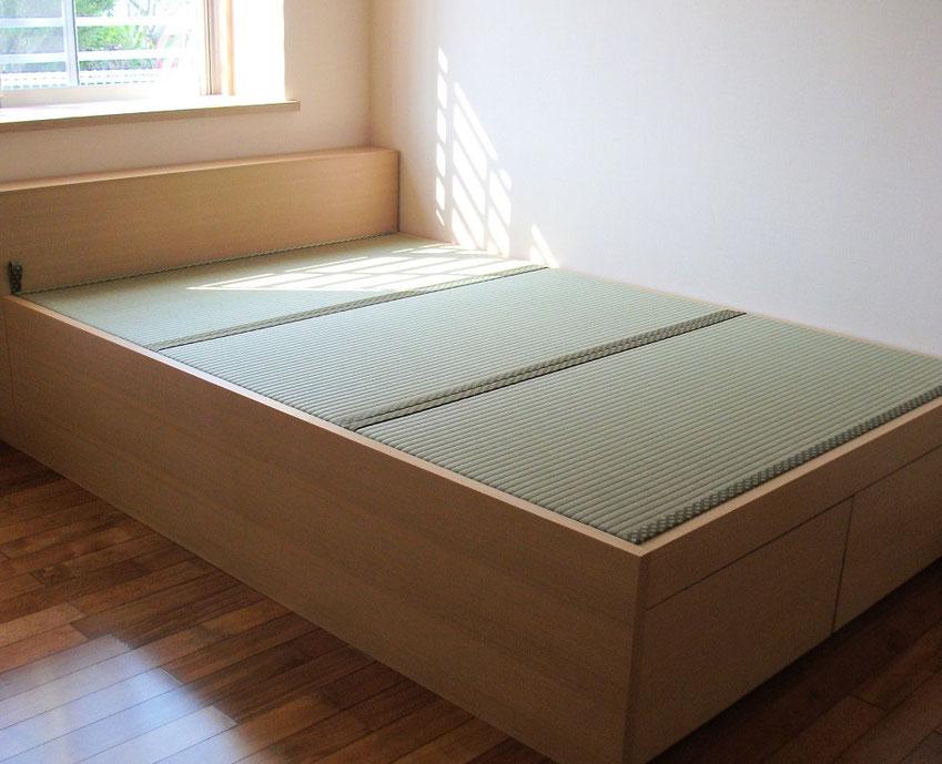 畳ベッド 張替え