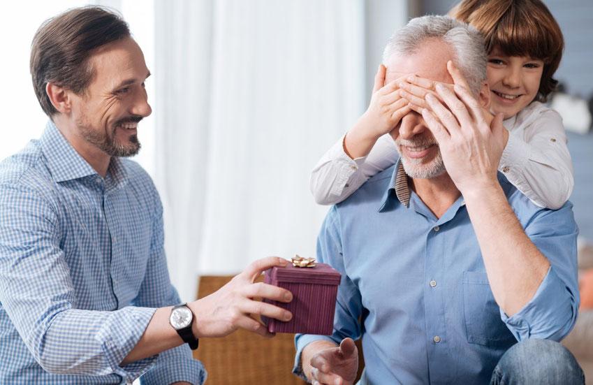 Geschenkideen für Verwandte und Bekannte: Zu jedem Anlass das passende Geschenk