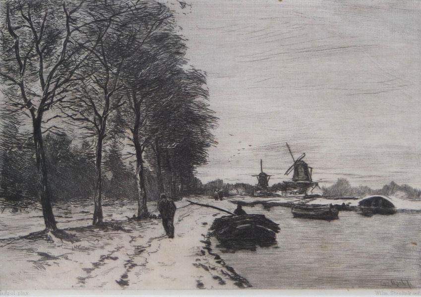 te_koop_aangeboden_een_ets_van_de_haagse_school_kunstenaar_willem_steelink_sr_1826-1913
