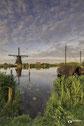 Landschapsfotografie: Zalmschouwen+in+Kinderdijk+tijdens+de+Nationale+molendagen