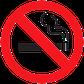 Rauchen im Wagen verboten