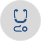 Icon Stethoskop MIM