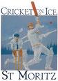 Cricket on Ice - St Moritz