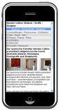 Amador Vallina: Homepage mobil