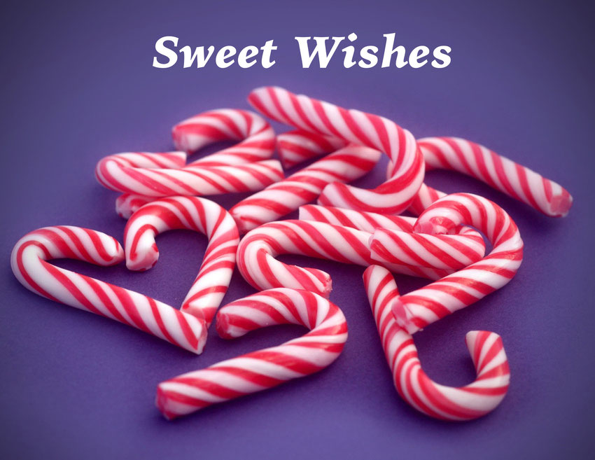 Sweet Wishes for a Merry Christmas!