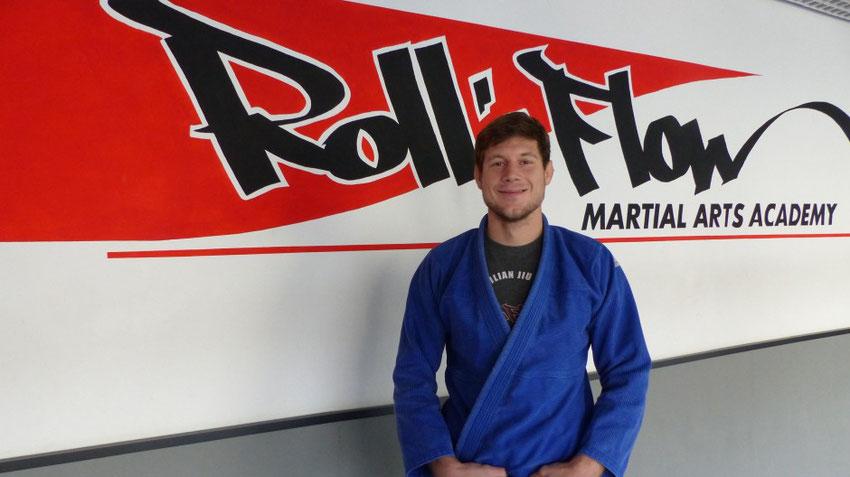 Michael Matzner BJJ Roll n Flow Meitingen