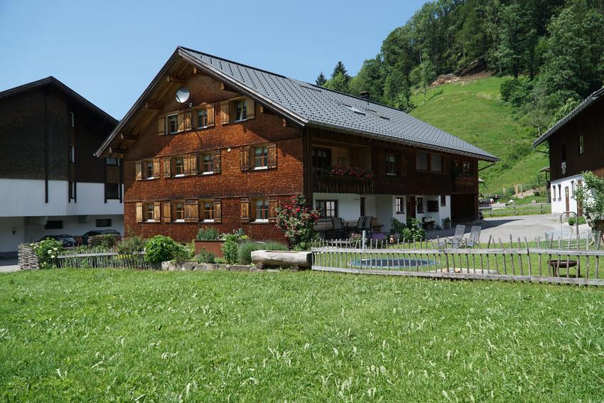Ferienbauernhof Beer, Schoppernau, Bregenzerwald, Au-Schoppernau, Diedamskopf, Urlaub am Bauernhof im Bregenzerwald, Ferien im Bregenzerwald, Urlaub mit Kindern
