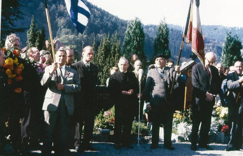 Häftlingstreffen in Haslach 1965