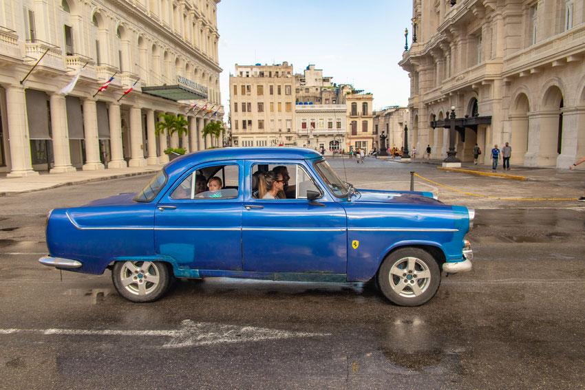 Typisch Cubaanse foto's