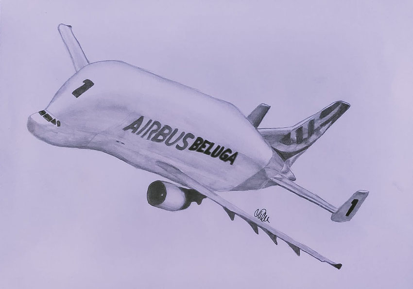 "Airbus Boeing Planedrawing ""Plane Drawing"" RoyalSirPlus RSP RoyalSP ""Royal SP"" ""Aviation Alliance"" ""Aviation Community"" ""Aviation and Lifestyle"" ""Aviation & Lifestyle"" ""Airbus Beluga"" ""Airbus A300"" A300"