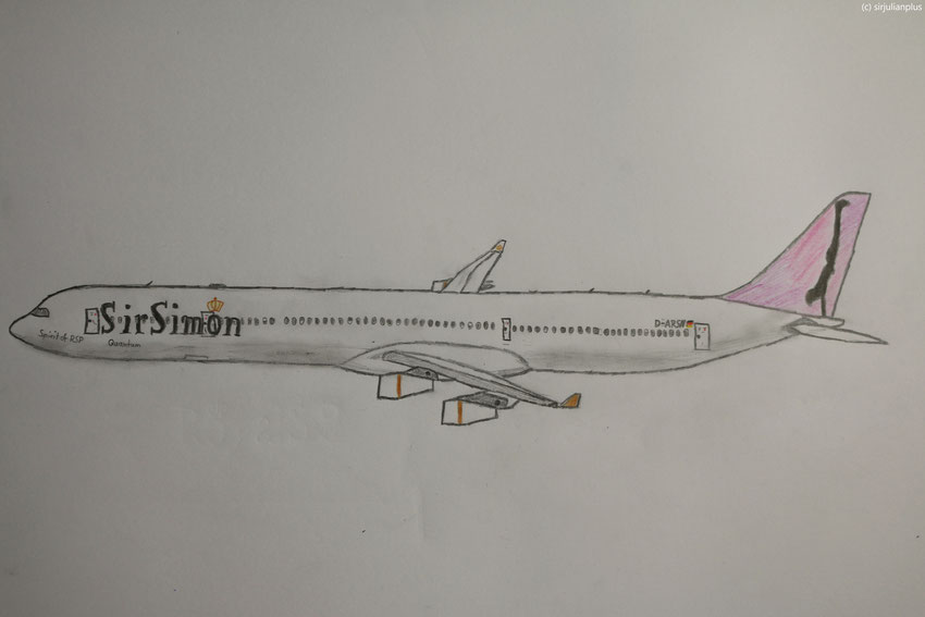 "Airbus Boeing Planedrawing ""Plane Drawing"" RoyalSirPlus RSP RoyalSP ""Royal SP"" ""Aviation Alliance"" ""Aviation Community"" ""Aviation and Lifestyle"" ""Aviation & Lifestyle"" SirSimon ""Sir Simon"" Simon ""Sir Simon"" ""CEO Simon"" ""CEO SirSimon"" A340 A343 A340300"