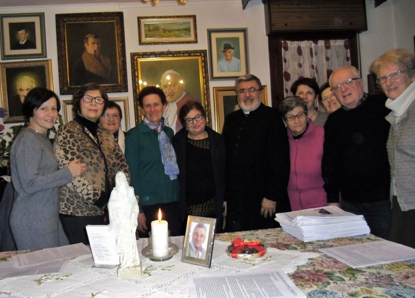 foto dell'attuale gruppo di Motta di Livenza