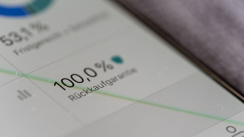 100 % Rückkaufgarantie bei Mintos