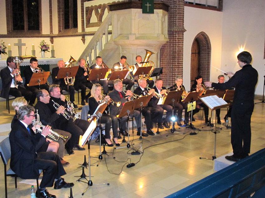 Jahreskonzert in der Felicianus-Kirche : Chorleiter Boris Schmittmann