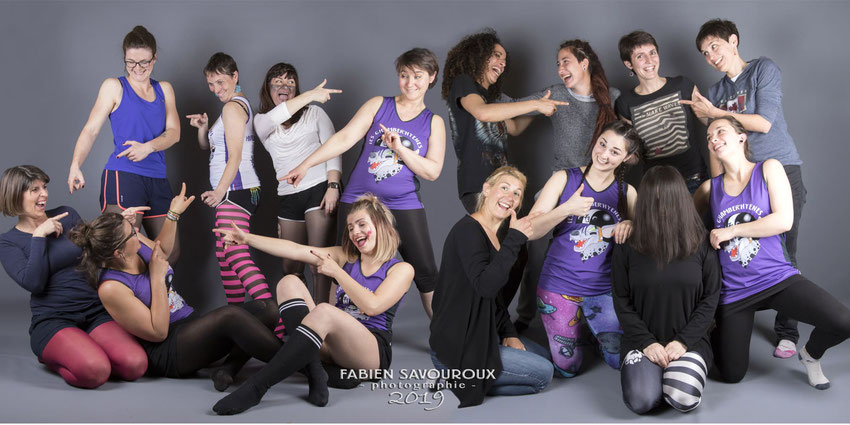 shooting studio roller derby equipe chambery