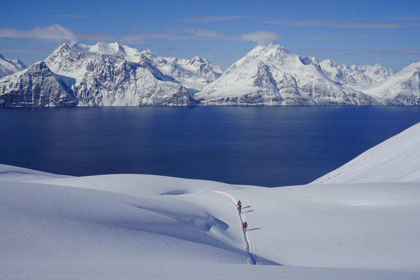 Skitouren Norwegen_Lyngen Alps