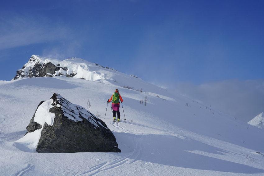 Skitouren Norwegen_Senja