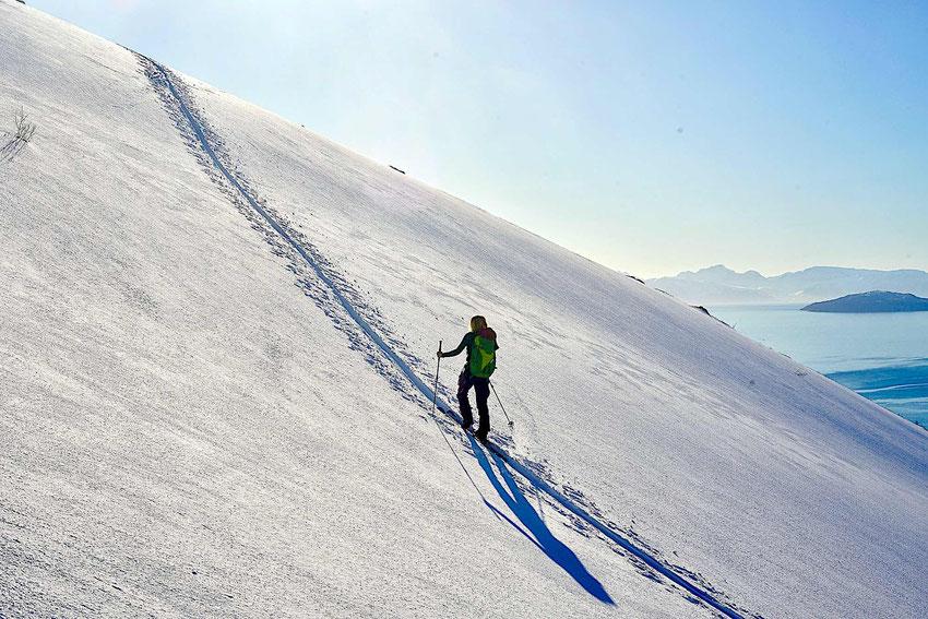 Skitouren Norwegen_Finnmark
