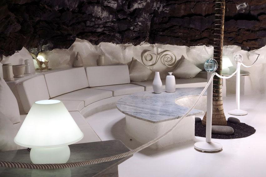 Weiße Grotte, Raum des Lichts