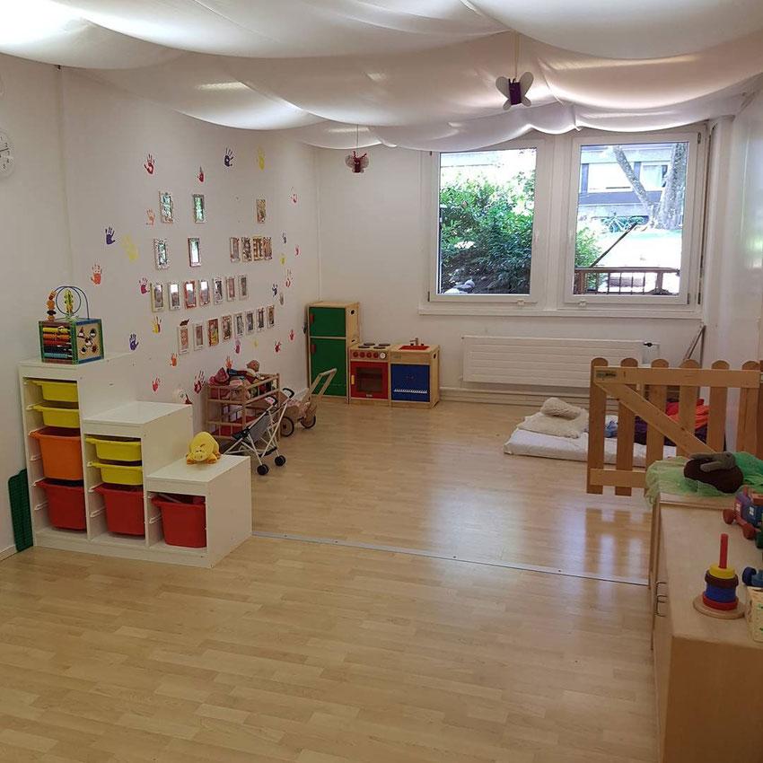 Werte unserer Kindertagesstätte - KITA-Forsthaus die Stadt Kita neben dem Wald Bern
