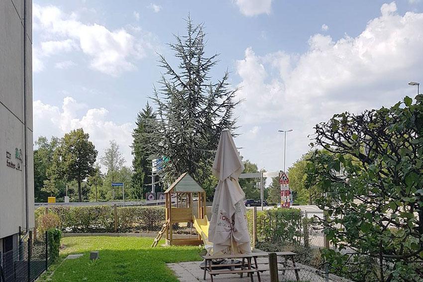 Kindertagesstätte Bern - KITA-Forsthaus die Stadt Kita neben dem Wald Bern