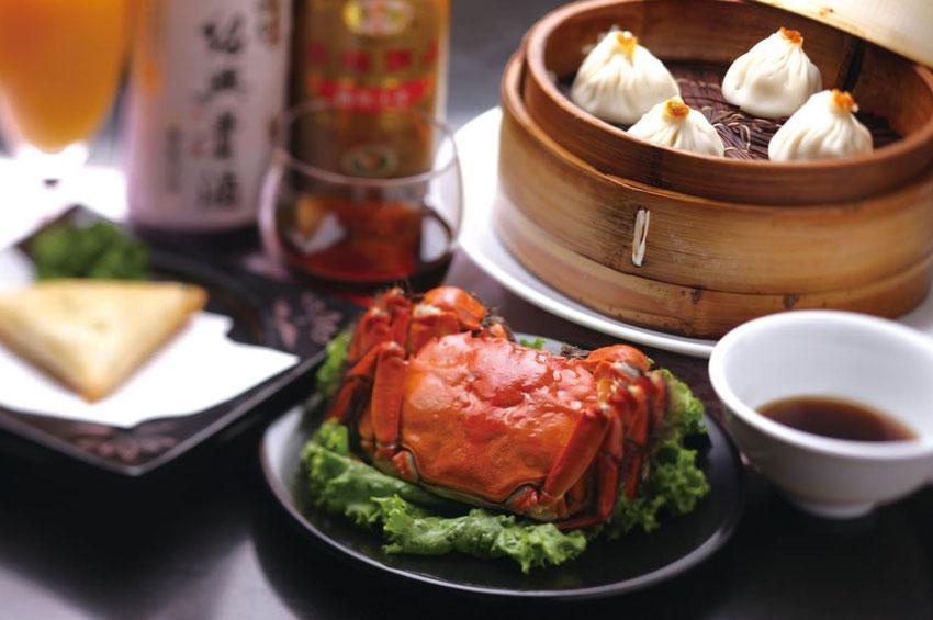 上海蟹極上セット