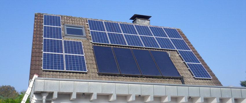 Solaranlagen von Solartechnik Bernatzki