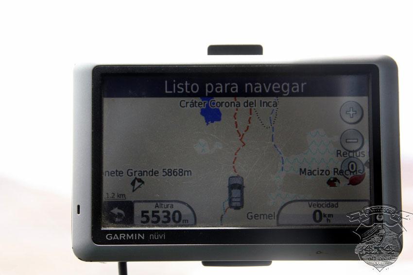 Estamos muy cerca, faltan escasos 6 kilómetros.
