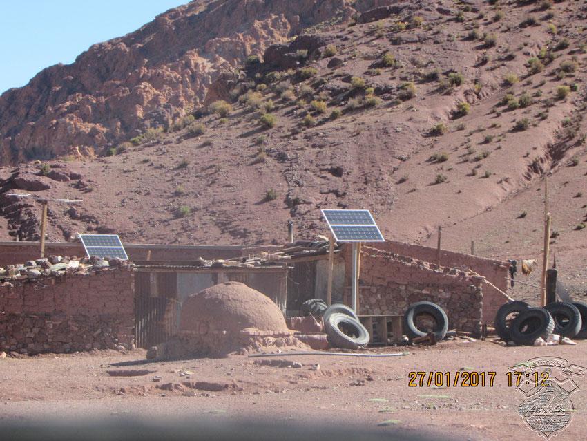 El aprovechamiento de la energía solar, una esperanza de generación de corriente por medios sustentables.