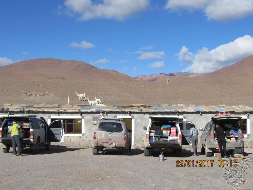 Refugio Guayajara.
