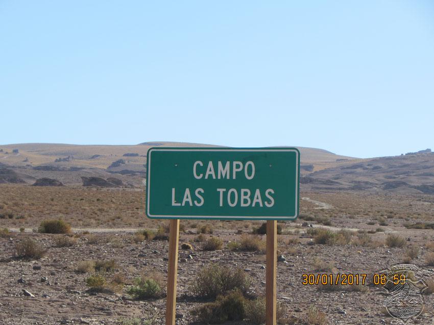 Bien temprano estamos en la zona de los Petroglifos.