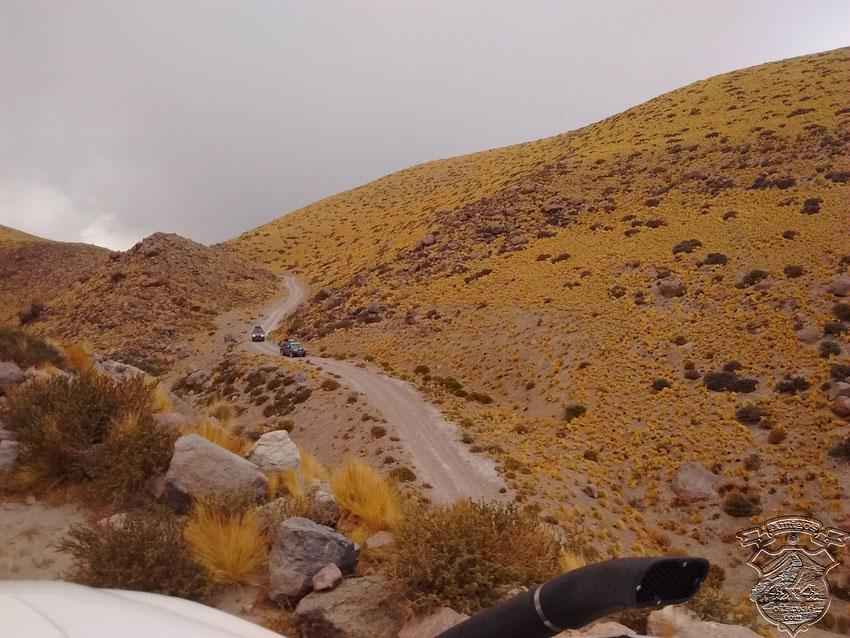Un hermoso camino para recorrer con calma. Con poco mantenimiento y con algunas grandes piedras para tener en cuenta.