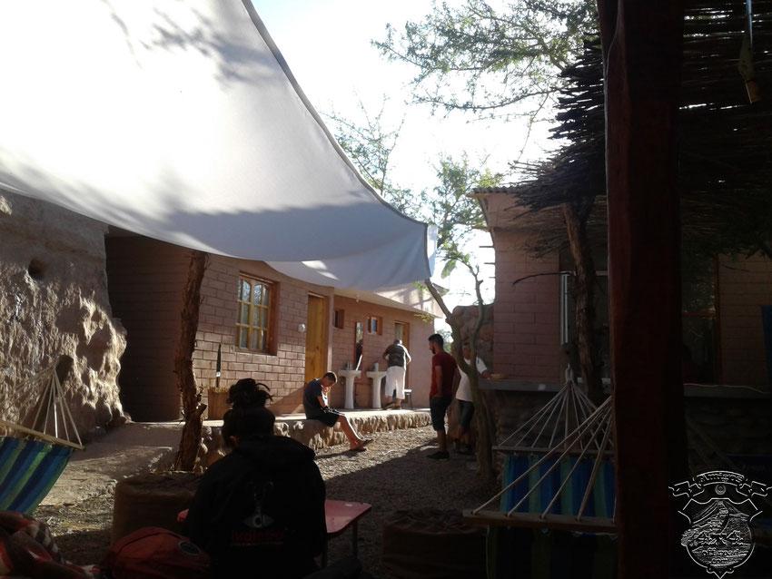 """El hostel """"caracoles"""""""