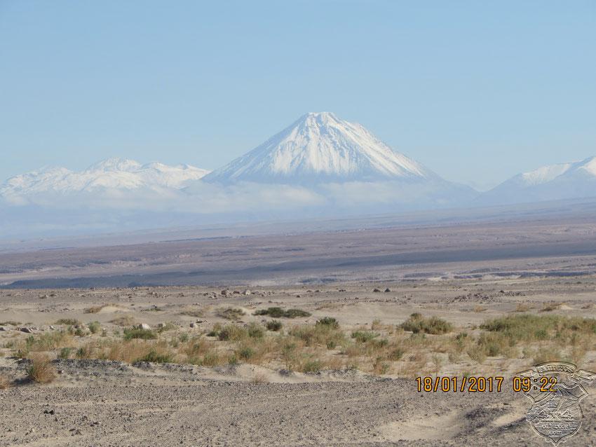El Volcán, nos maravilla desde distintos ángulos.