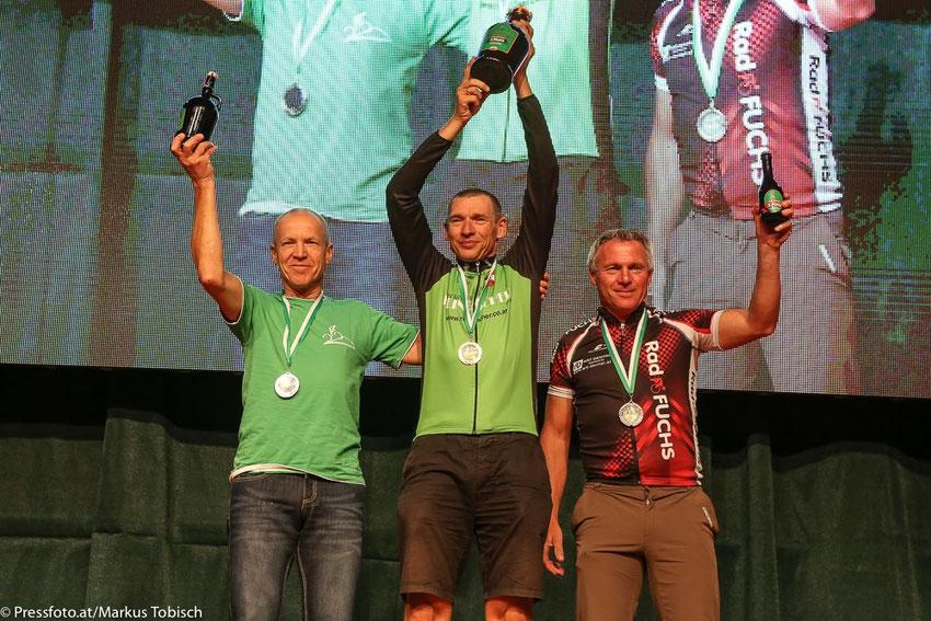 Zweiter Platz 24 Stunden Rennen Kaindorf