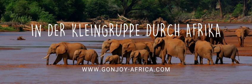 Kleingruppenreisen Afrika