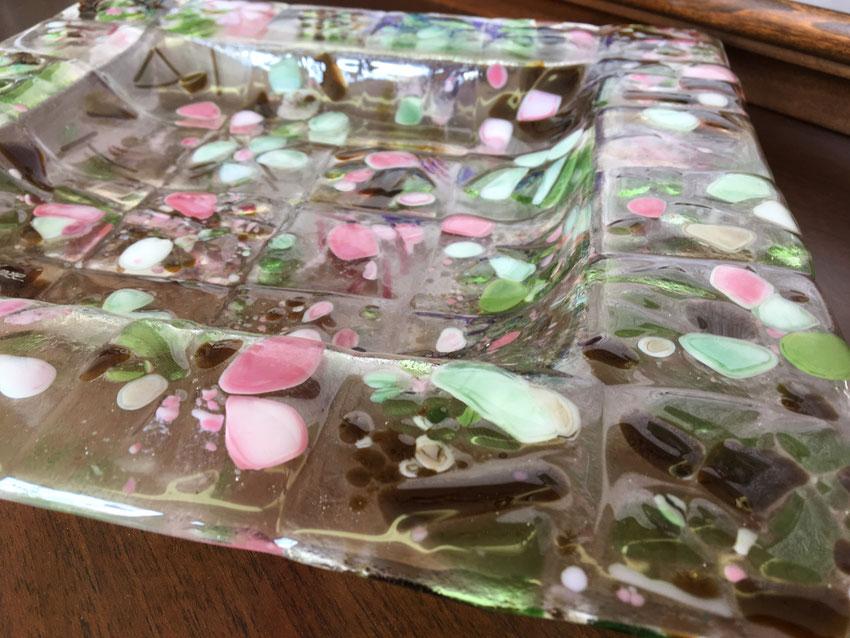 #geburtstagsgeschenk #erinnerung #selbermachen #andenken #geschenk #einzigartig #ausgefallen #toll #glasschale #scherben