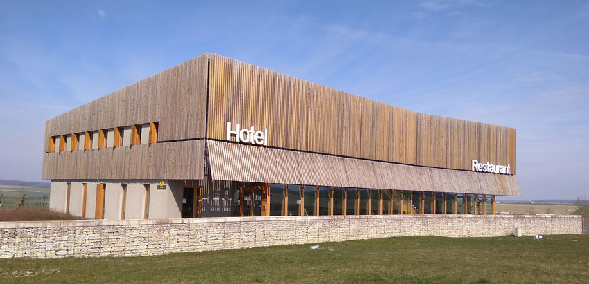 Hotel Restaurant du Bindeuil à Bure Meuse Lorraine