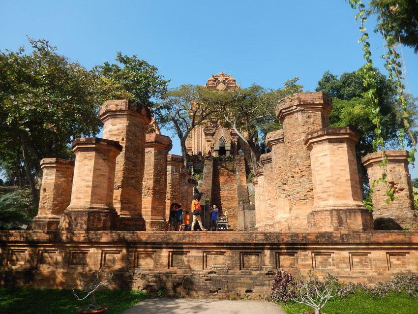 Po Nagar hinduistischer Tempel