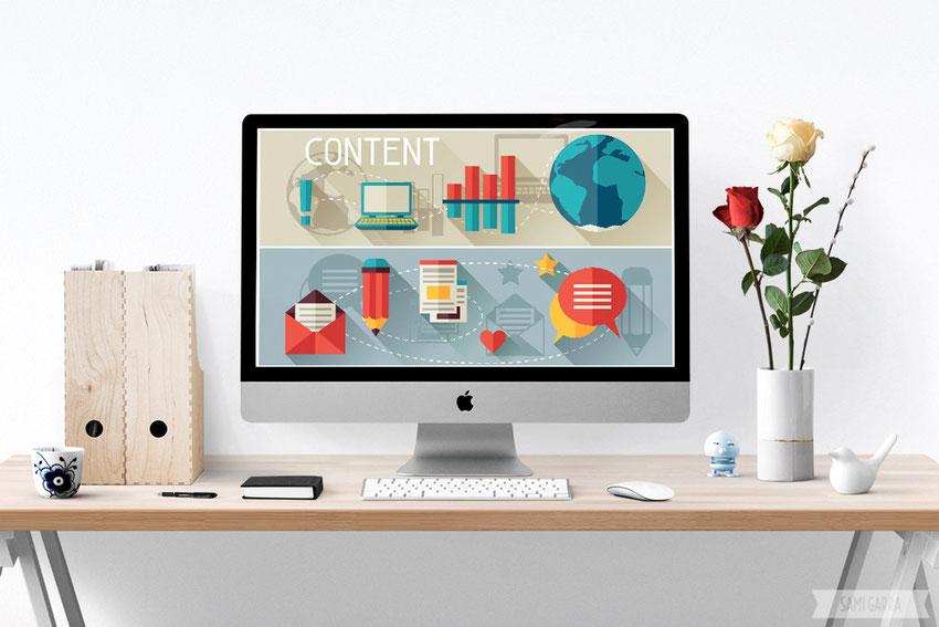 EMPRENDER HOY: Crea contenido creativo y de calidad by Sami Garra